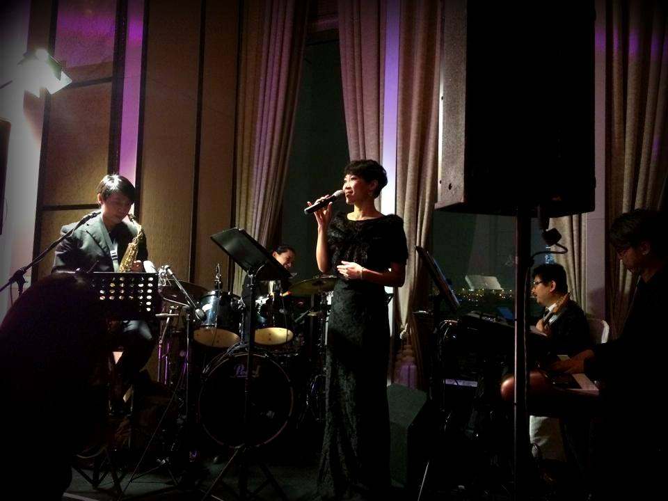 Unison Production Live Music band performance - Dinner reception - Nov14
