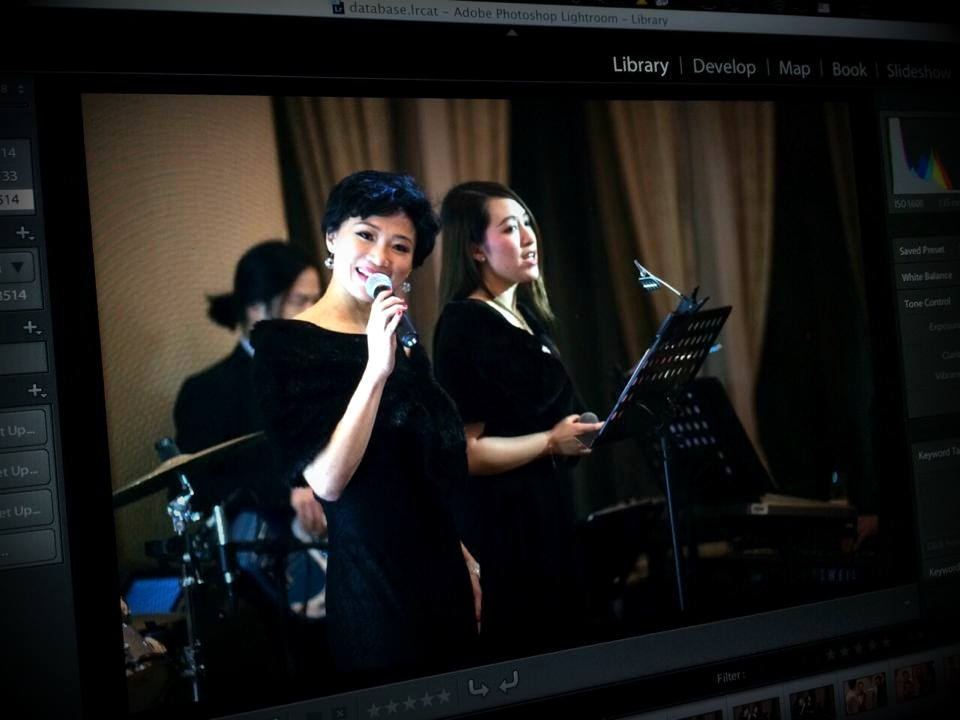 Unison Production Live Music band performance - Wedding Ceremony in Four Seasons Hotel Hong Kong Jan15