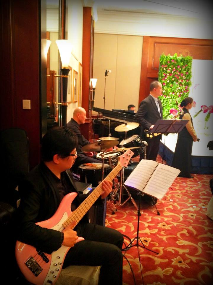 Unison Production Live Music band performance - Wedding on 16 Mar, 2015