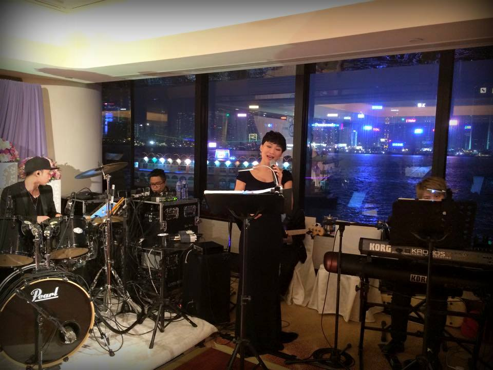 nison Production Live Music band performance – Wedding ceremony (Apr 15)