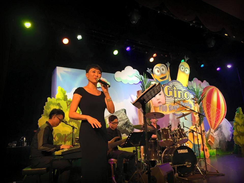 Unison Production Live Music band performance - Great show in Wynn Macau (10 Sept 2015)