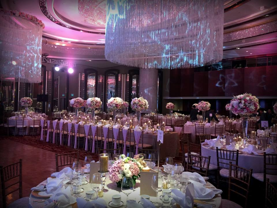 Unison Production Live Music band performance - Wedding in The Grand Hyatt - Nov2015
