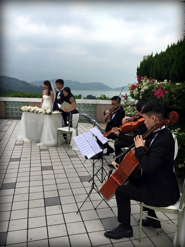 nison Production Live Music band performance - Wedding ceremony in private place (Oct 2016)