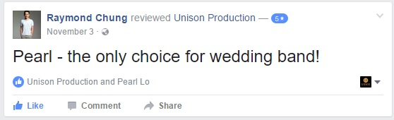 Unison Production - Testimonial