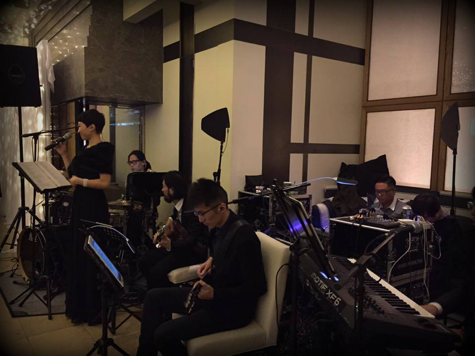 Unison Production Live Music band performance - Wedding and dancing party (Nov 16)