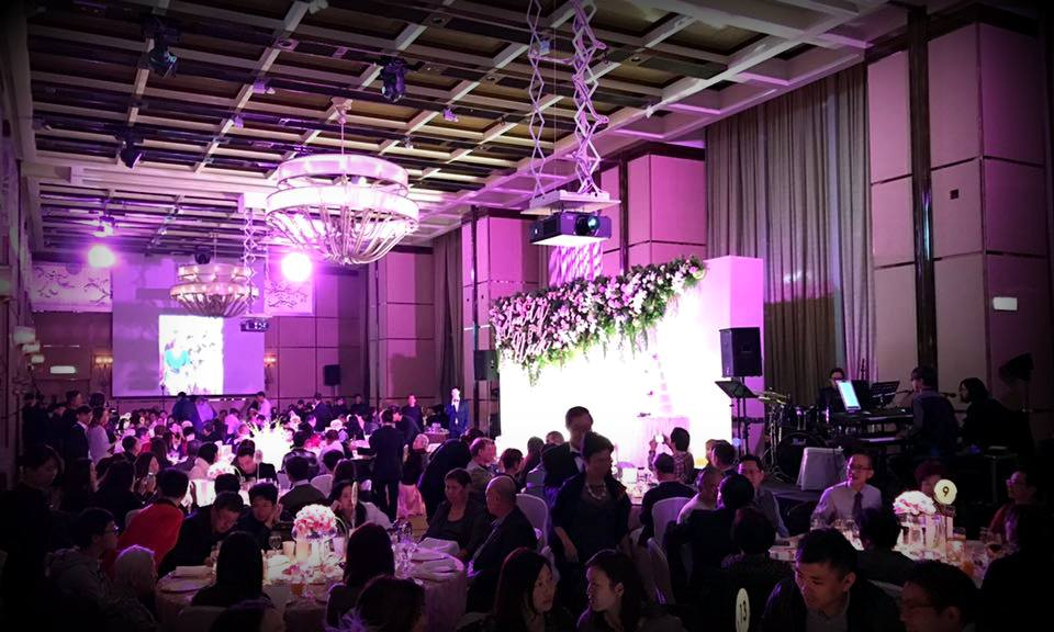 Unison Production Live Music band performance - Wedding In Four Seasons Hotel Dec 2016