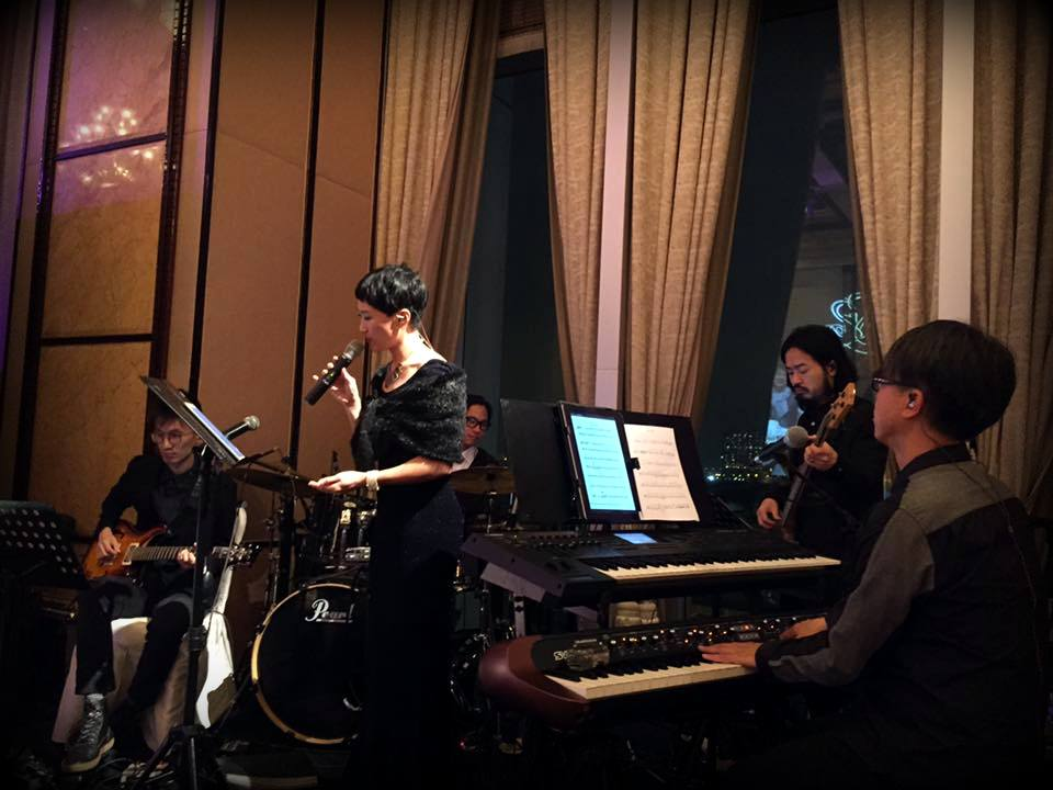 Unison Production Live Music band performance - Wedding (JAN2017)
