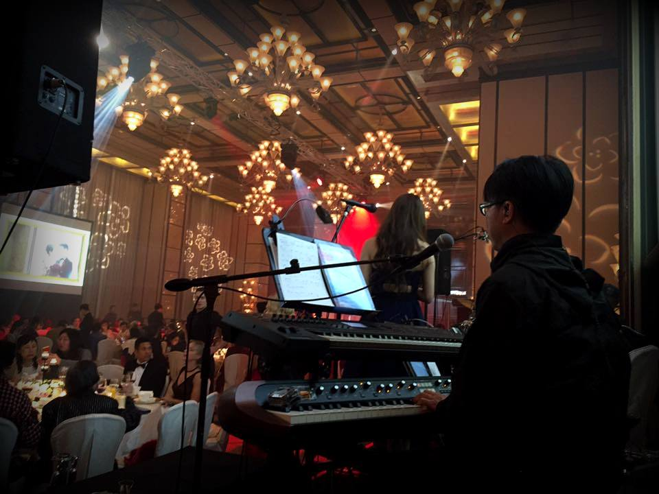 Unison Production Live Performance - Wedding in Four Seasons Hotel Hong Kong