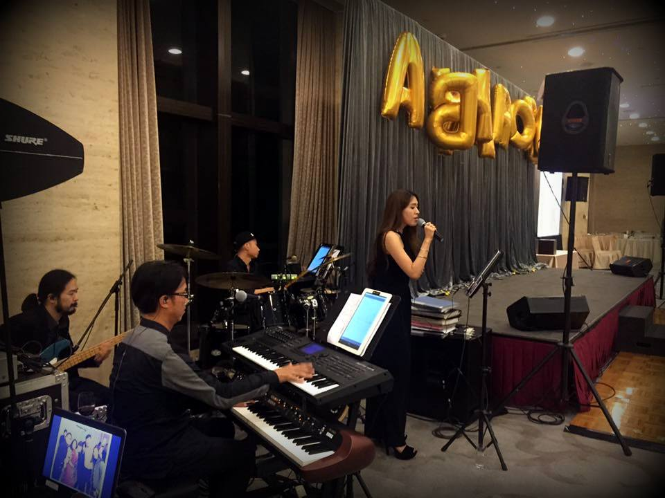 Unison Production Live Performance - Corporate Event (ABN AMRO Private Banking Farewell Party 荷蘭銀行