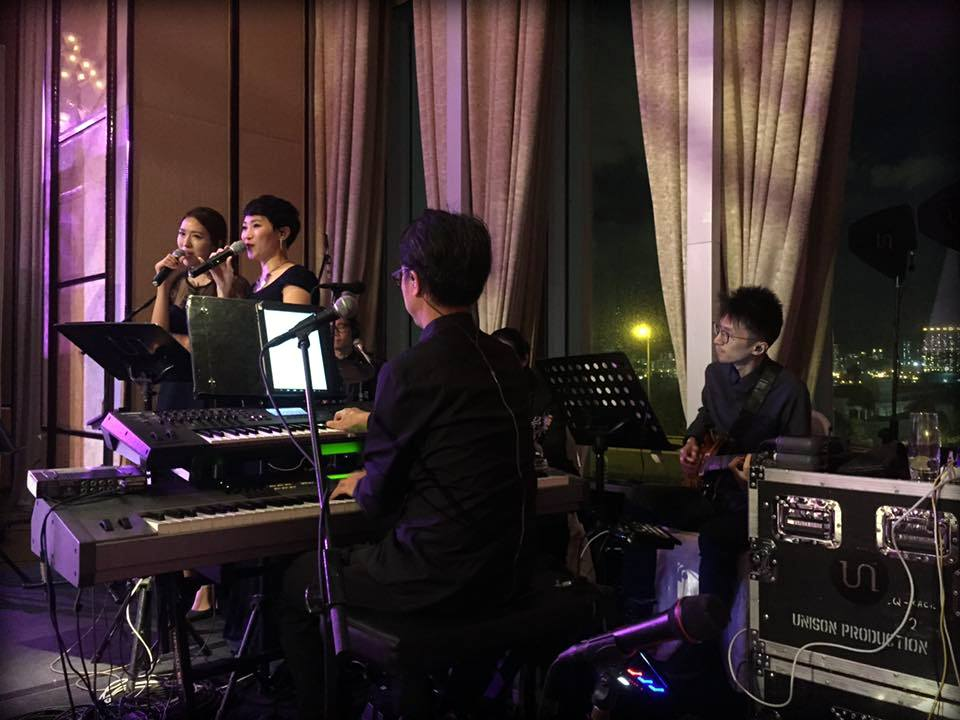 Unison Production Live Performance - Wedding in Four Seasons hotel