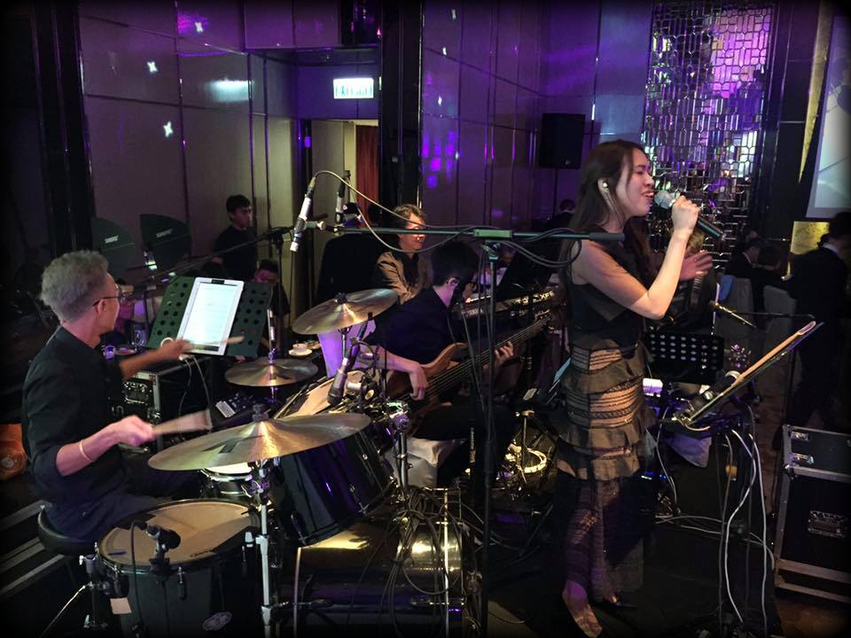 Unison Production Live Performance (Wedding in Ritz Carlton) - Oct17