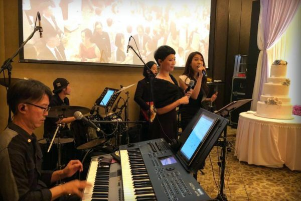 Unison Production live performance - Wedding (HyattRegency)